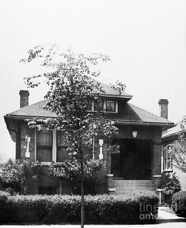 Al Capones Home Photograph by Bettmann