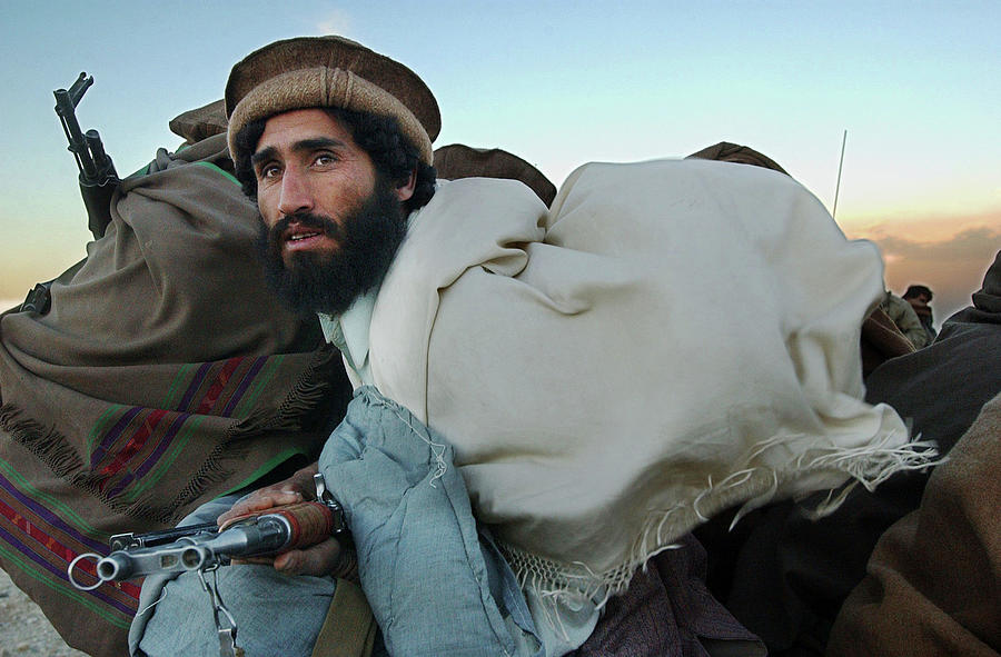 Al Qaeda Routed From Tora Bora Photograph by Chris Hondros