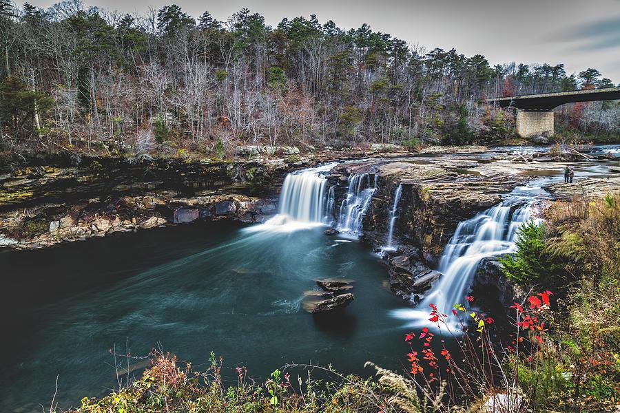 Alabama Falls - 1 by Mati Krimerman