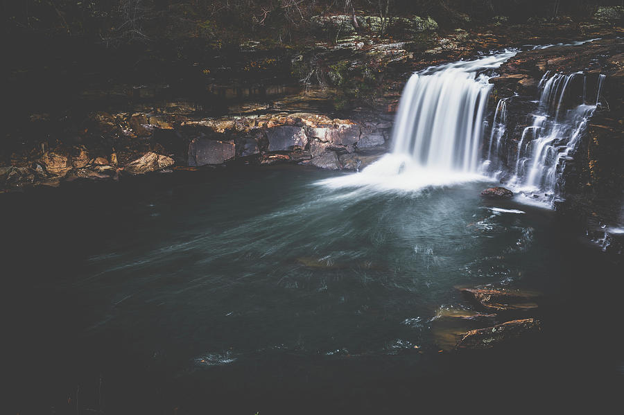 Alabama Falls - 2 by Mati Krimerman