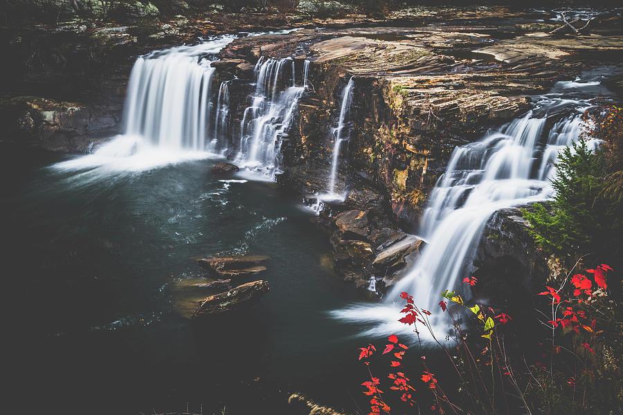 Alabama Falls - 3 by Mati Krimerman