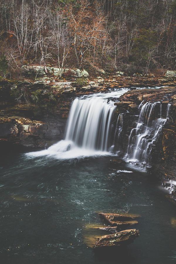 Alabama Falls - 5 by Mati Krimerman