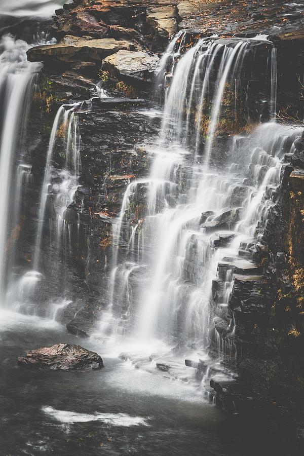 Alabama Falls - 7 by Mati Krimerman