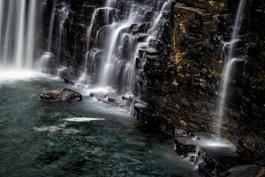 Alabama Falls - 8 by Mati Krimerman