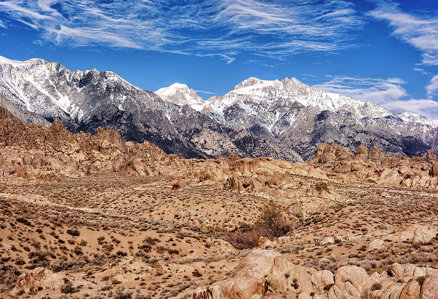 Alabama Hills by Jon Exley