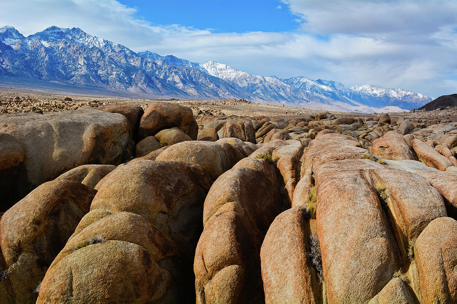 Alabama Hills National Scenic Area by Kyle Hanson