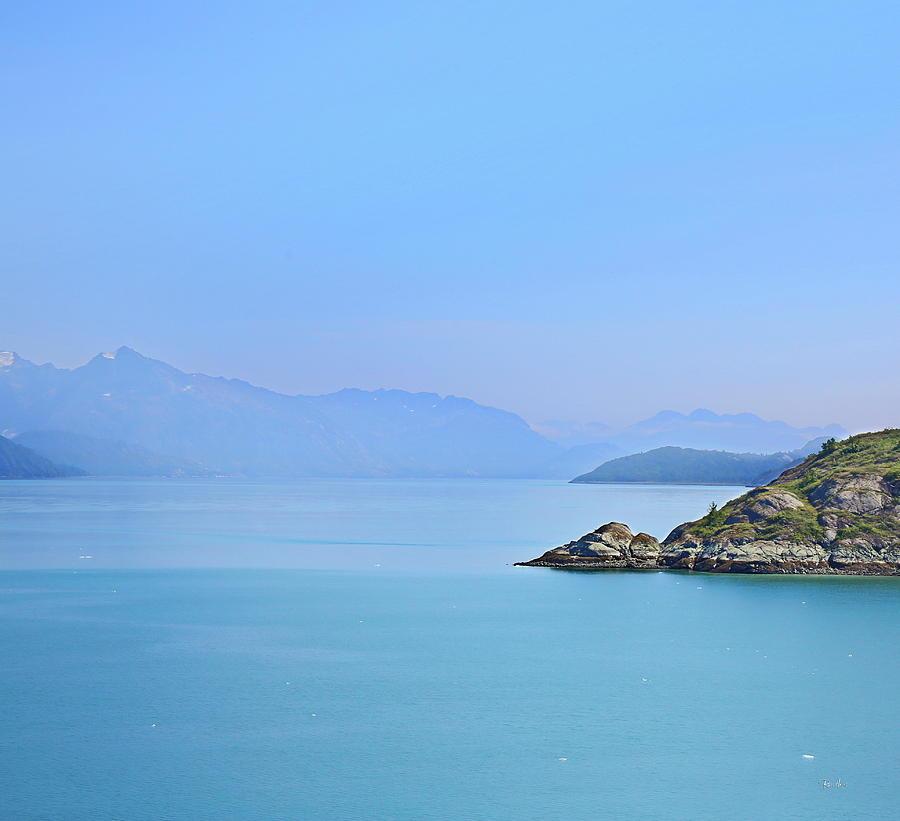 Alaska Fjords by Russ Harris
