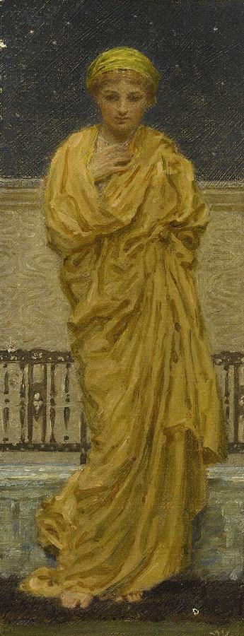 Albert Joseph Moore, A.R.W.S. 1841-1893 STARS by Albert Joseph Moore