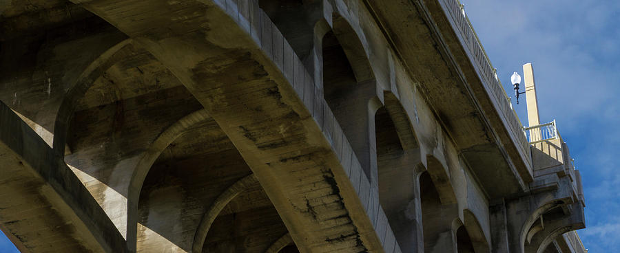 Albertus L Meyers Bridge - Wide Closeup by Jason Fink