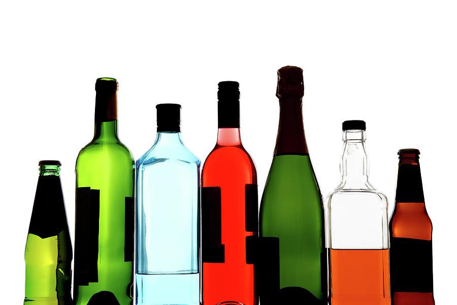 Alcohol Photograph by Mattjeacock