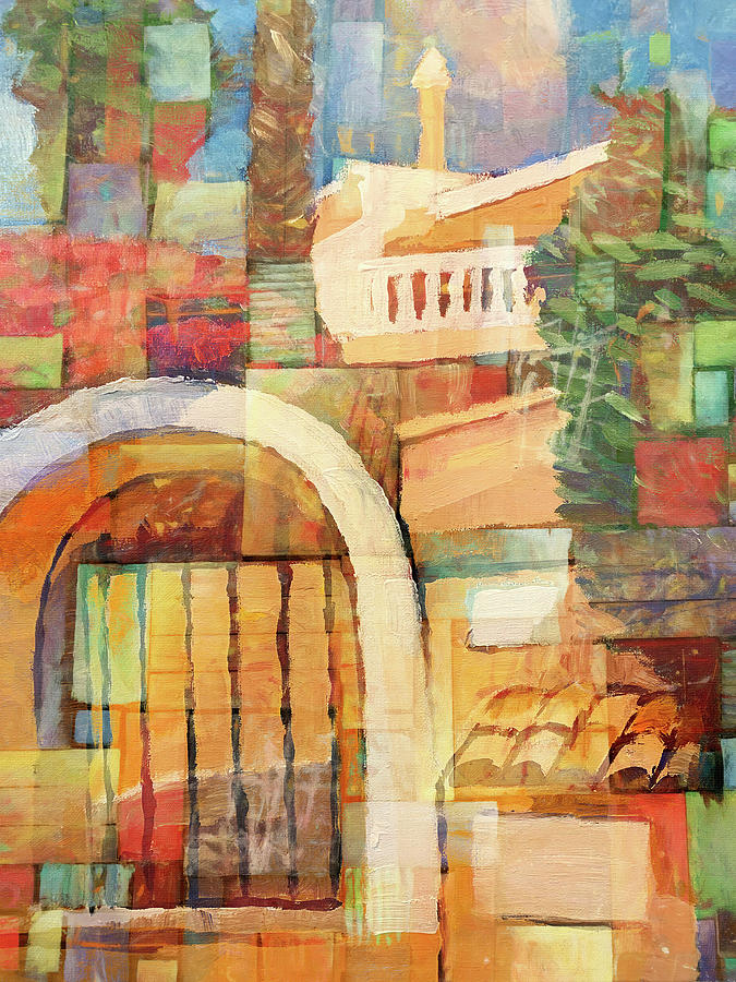 Aldea Puerta Spain by Lutz Baar
