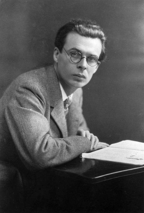 Aldous Huxley Photograph by Edward Gooch Collection
