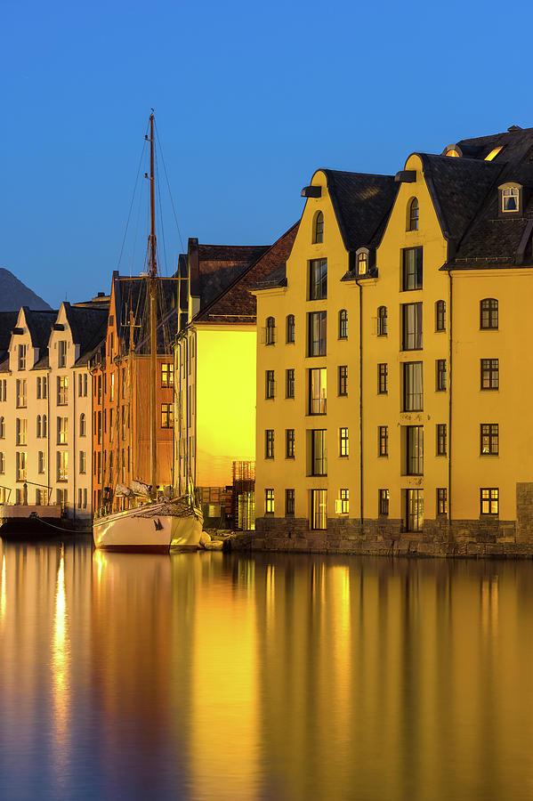 Europe Photograph - Alesund 12 by Tom Uhlenberg