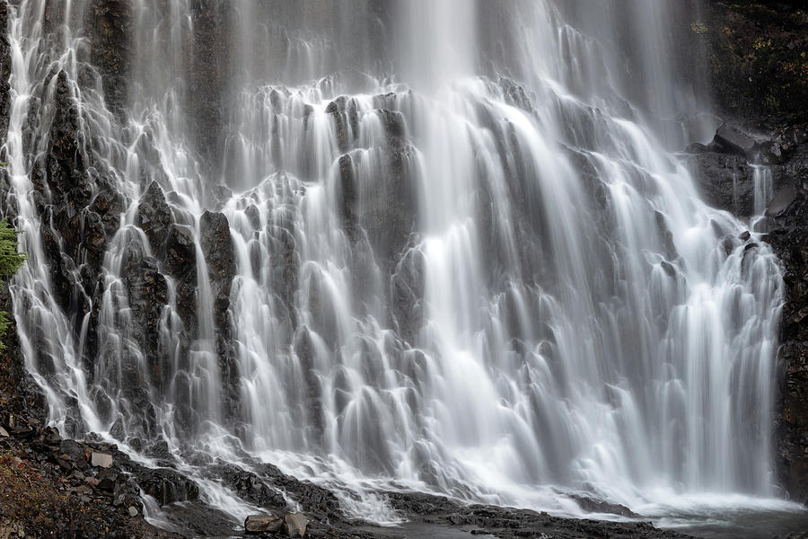 Alexander Falls close up by Pierre Leclerc Photography