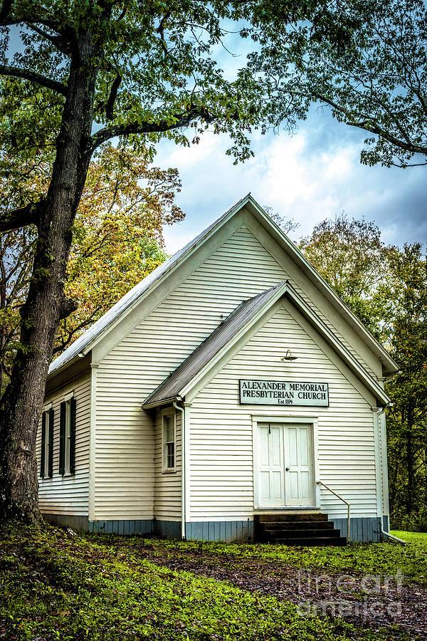 Alexander Memorial Presbyterian Church by Thomas R Fletcher
