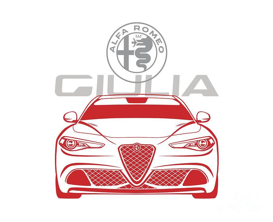 Alfa 2017 Giulia by Rick Andreoli