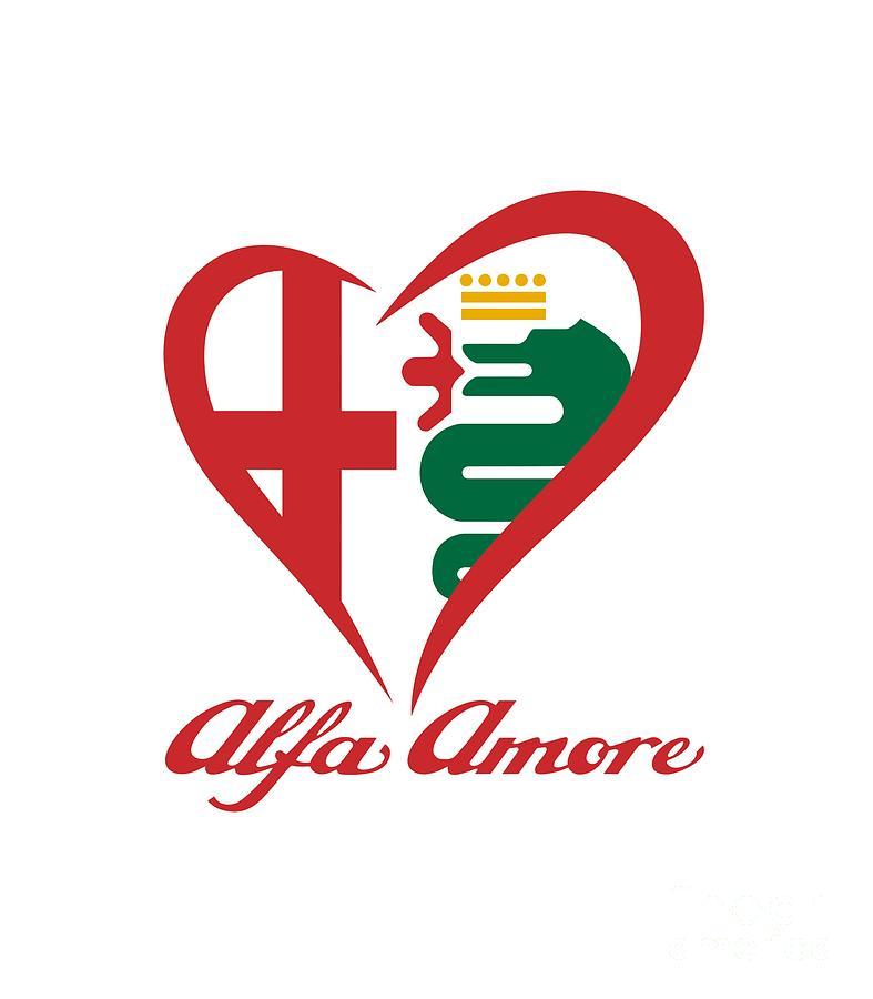 Alfa Amore by Rick Andreoli