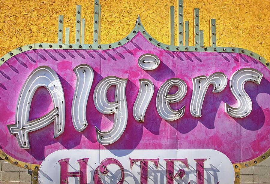 Algiers by Skip Hunt