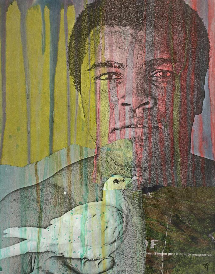 Ali DRIPT by Dean Russo Art