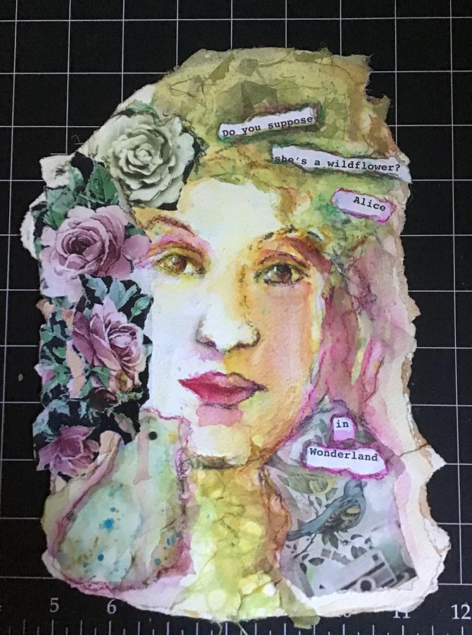 Alice by Diane Fujimoto