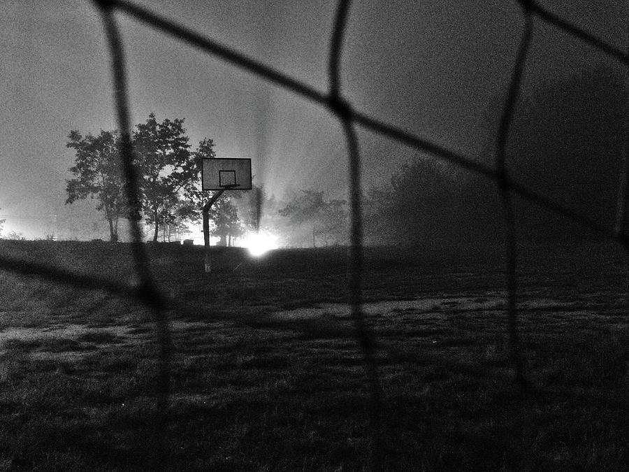 Alien Photograph - Alien Encounter by Angelo DeVal