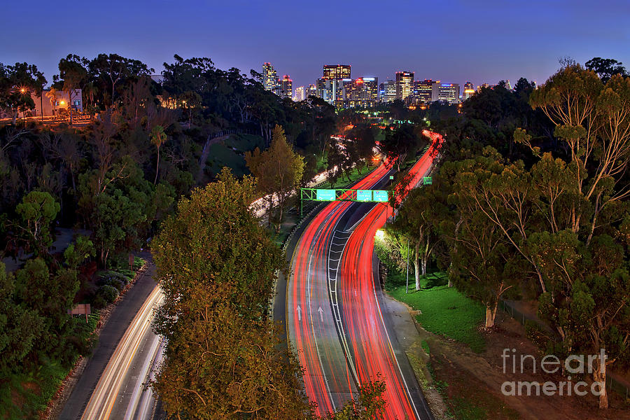 All Roads Lead to Americas Finest City by Sam Antonio Photography
