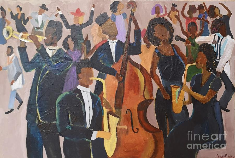 All That Jazz by Jennylynd James