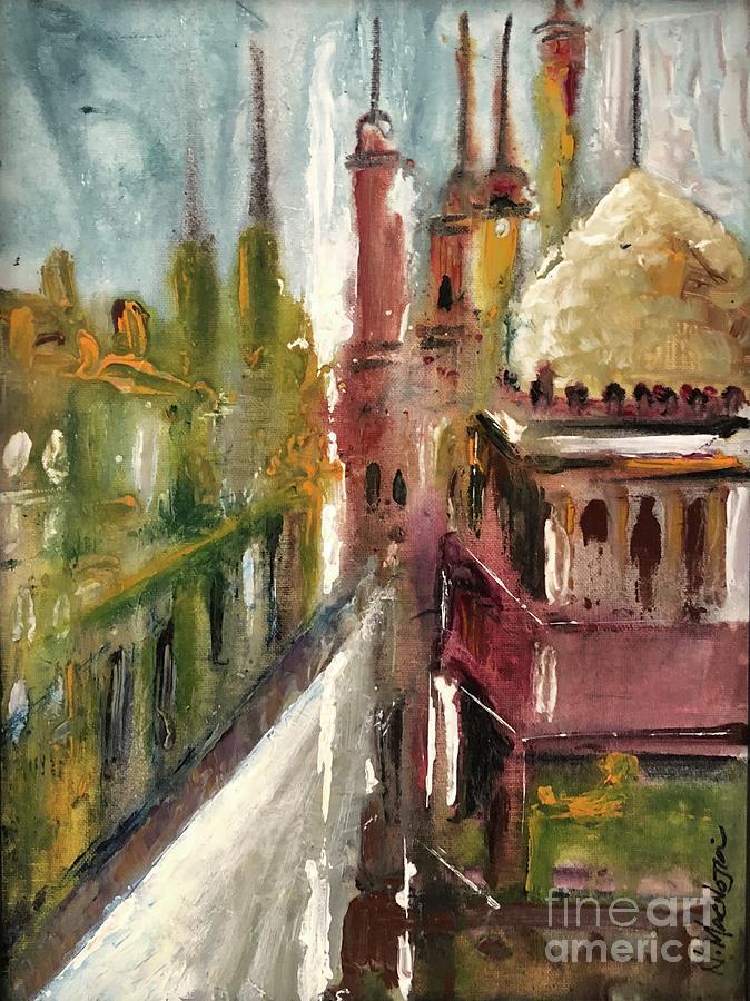 Mosque  by Nizar MacNojia