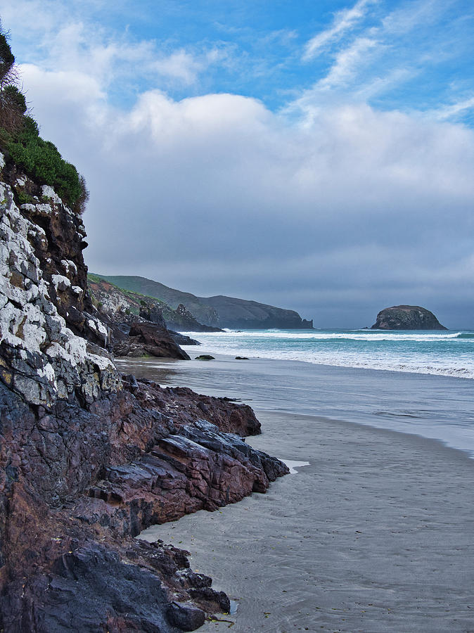 Allans Beach 2 - Otago Pensinsular - New Zealand by Steven Ralser