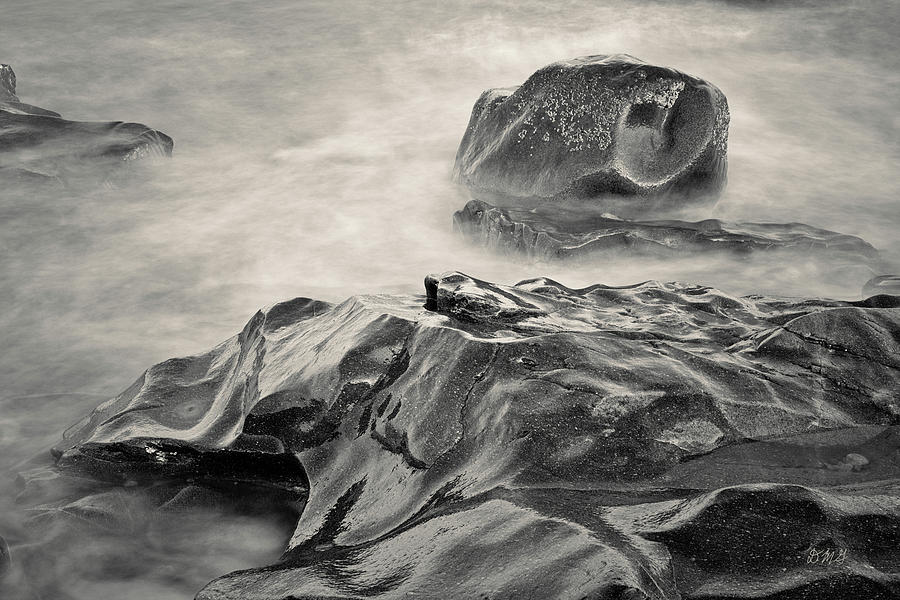 Allens Pond XVII Toned by David Gordon