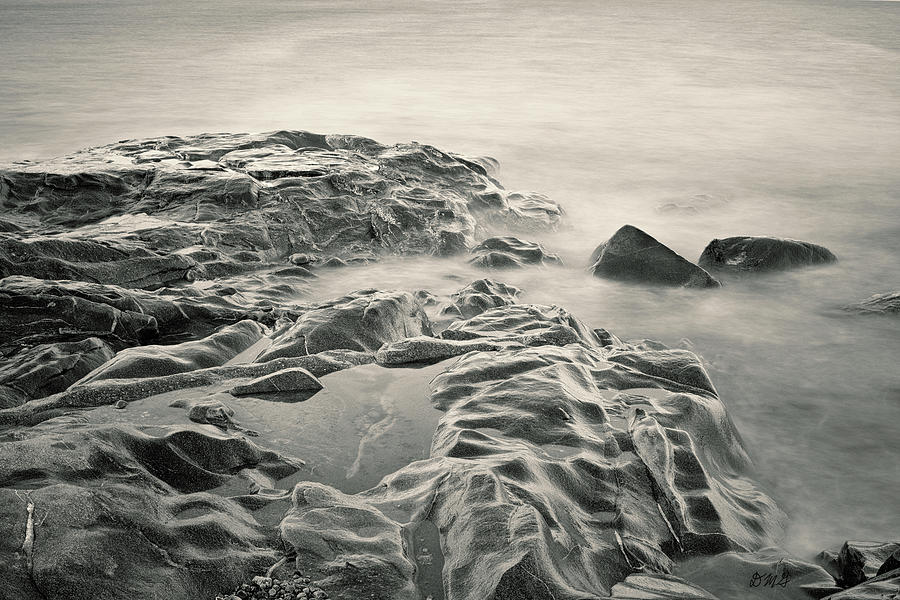 Allens Pond XVIII Toned by David Gordon