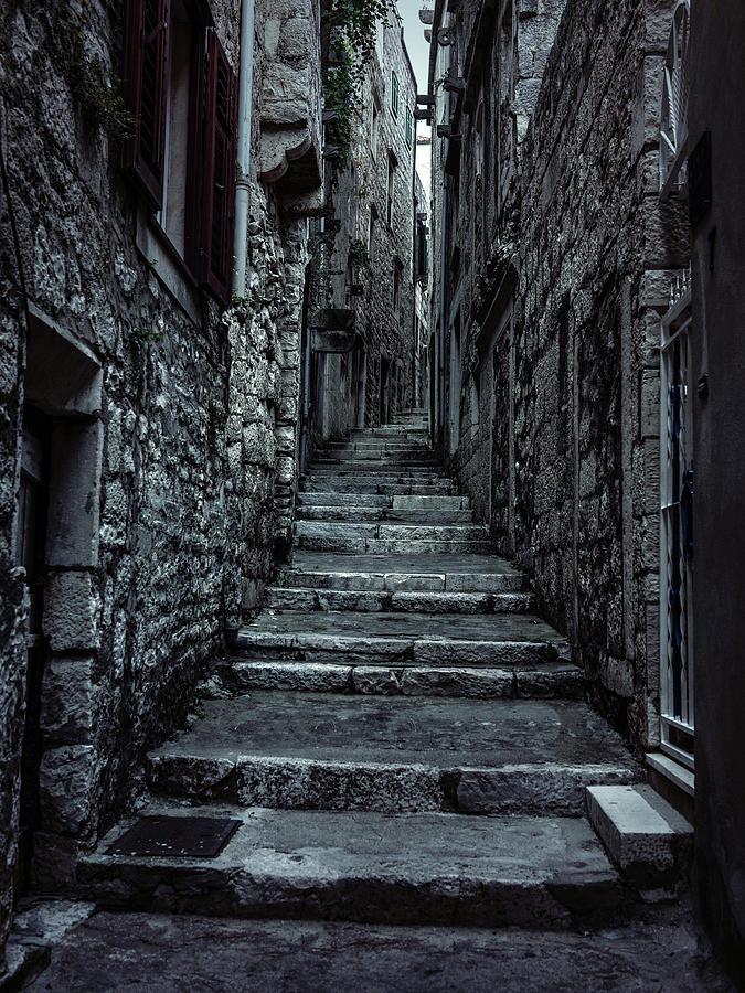 Alleys of Cinque Terre by Jaroslaw Blaminsky