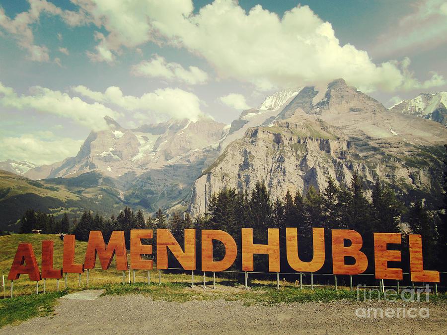 Allmendhubel by Jurgen Huibers
