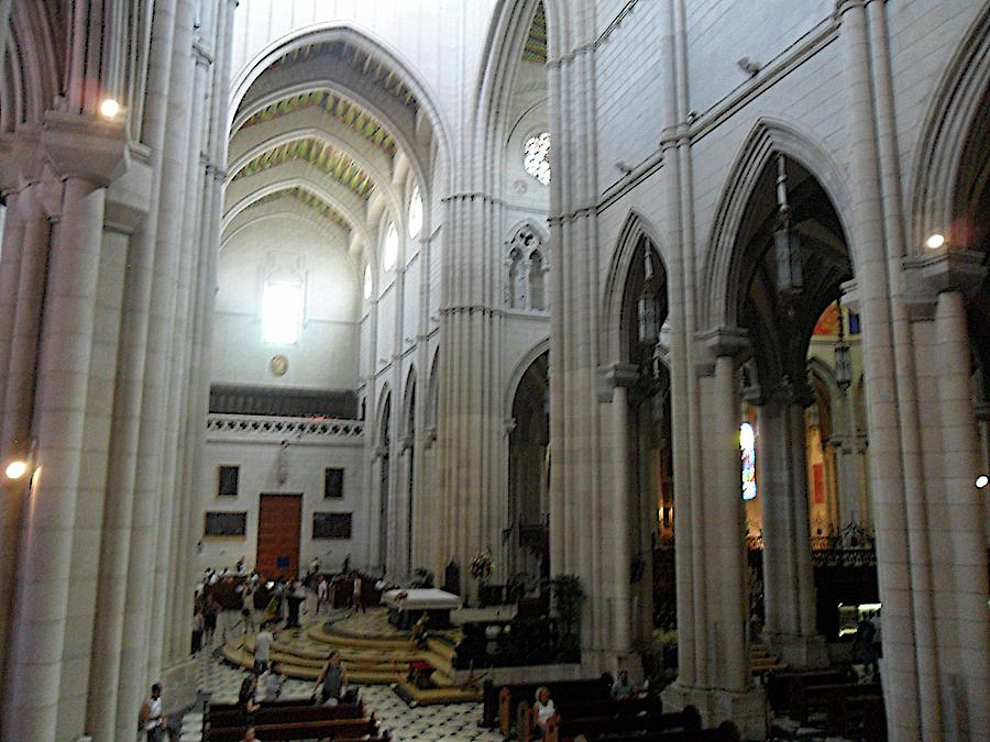 Almudena Cathedral 15 by John Hughes