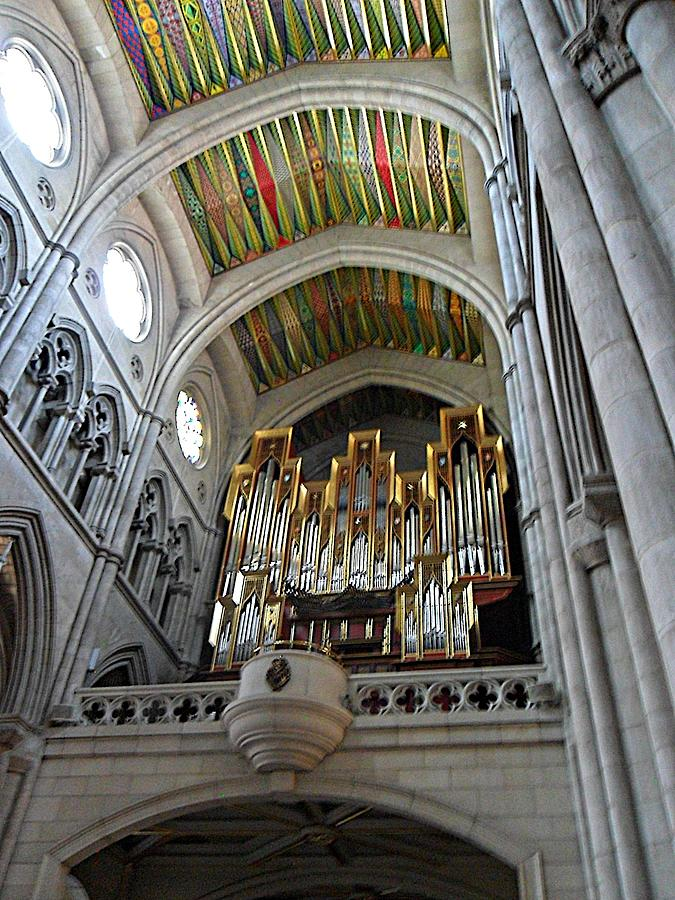 Almudena Cathedral 19 by John Hughes