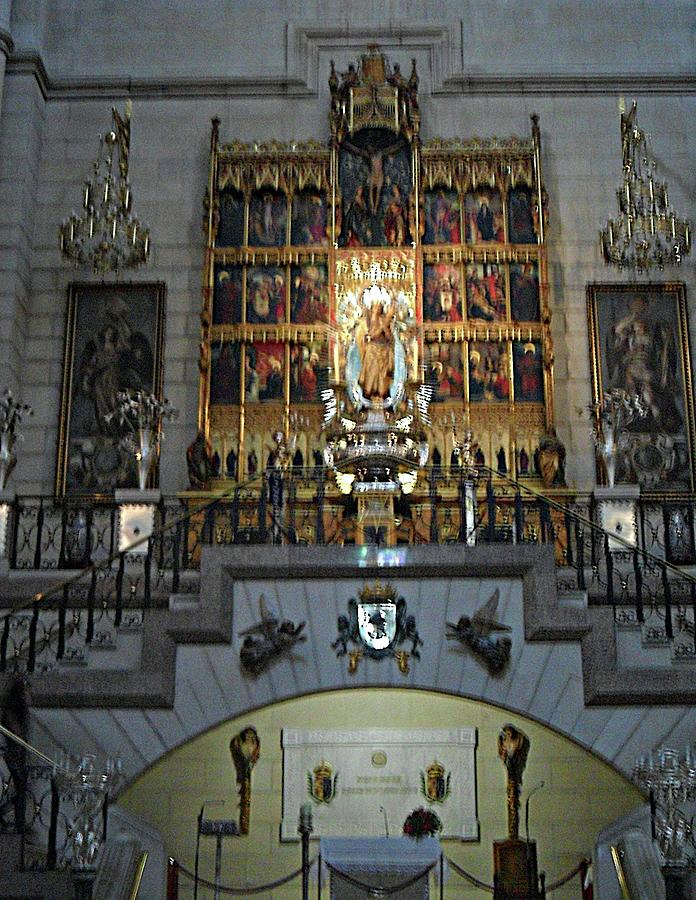 Almudena Cathedral 25 by John Hughes