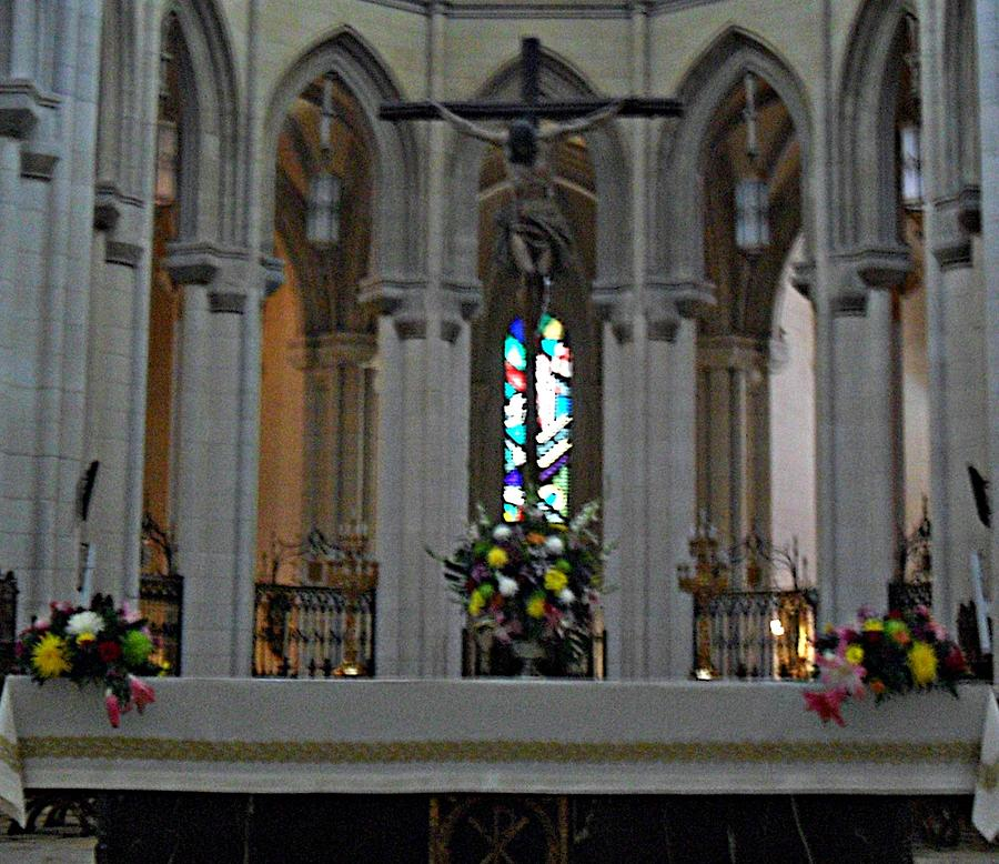 Almudena Cathedral 26 by John Hughes