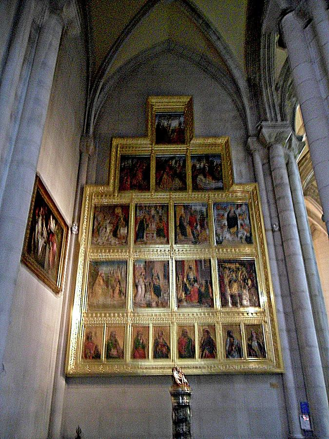 Almudena Cathedral 6 by John Hughes
