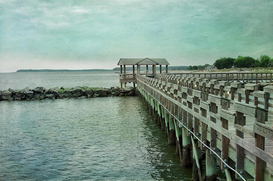 Along the Pier by Dan Urban