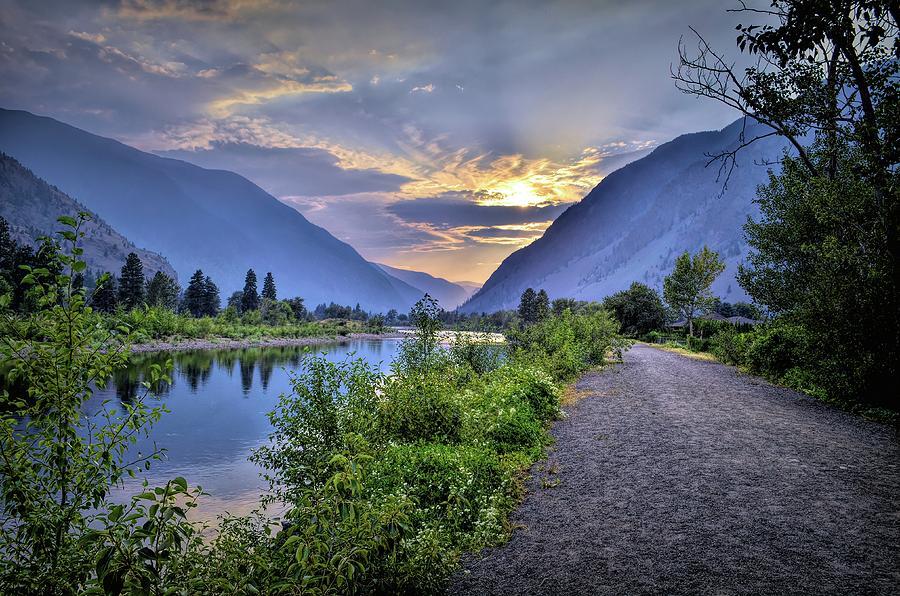 Along the Silkameen by Tara Turner