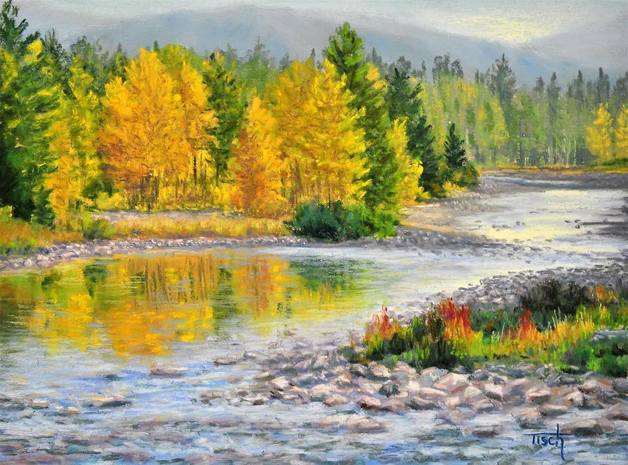 Along The Stream by Lee Tisch Bialczak