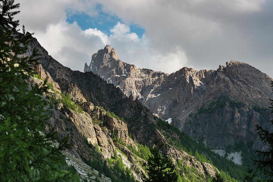 Alpes de Haute-Provence - 2 - French Alps by Paul MAURICE