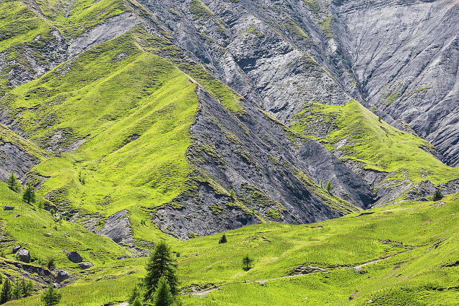 Alpes de Haute-Provence - 3 - French Alps by Paul MAURICE