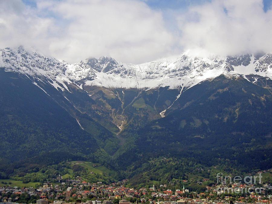 Alpine Spring by Ann Horn