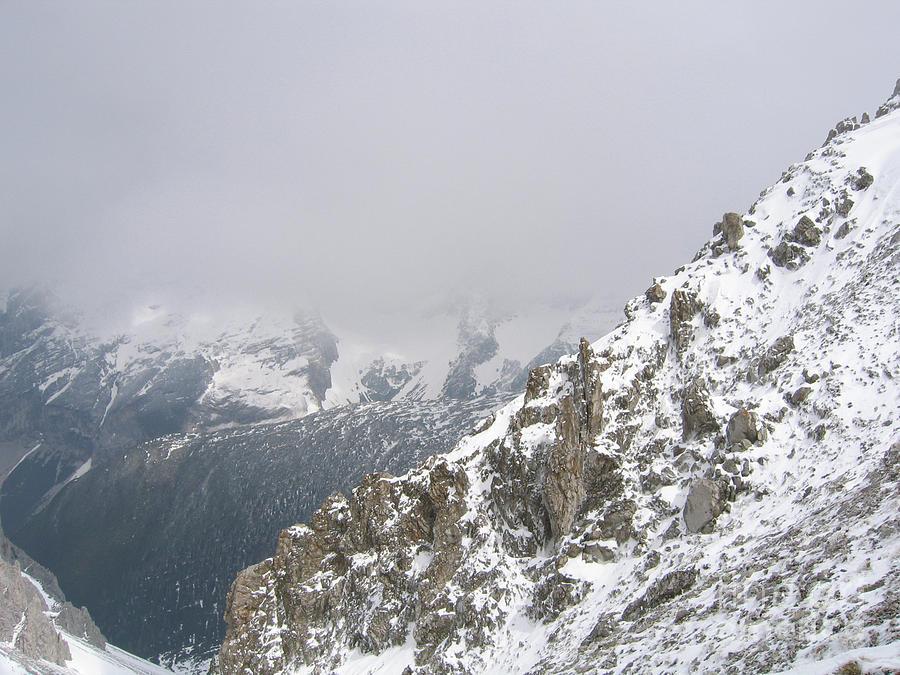 Alpine View by Ann Horn