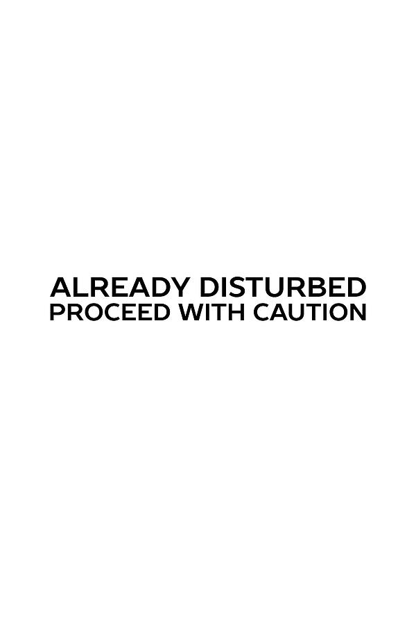 Already Disturbed #typography #quotes #humor by Andrea Anderegg