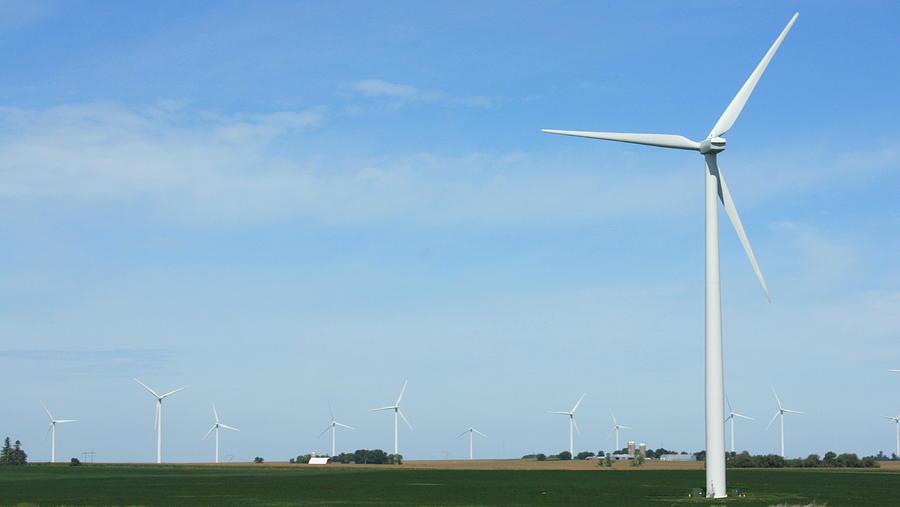Alternative Energy Of Windmill Photograph by J.castro