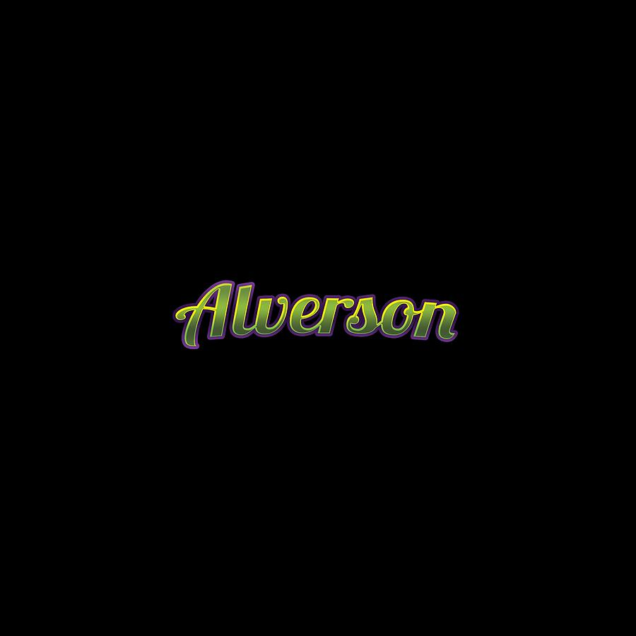 Alverson #Alverson by TintoDesigns