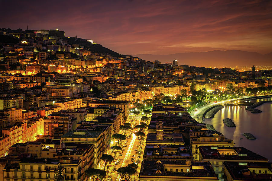 AM Naples 2 by William Chizek