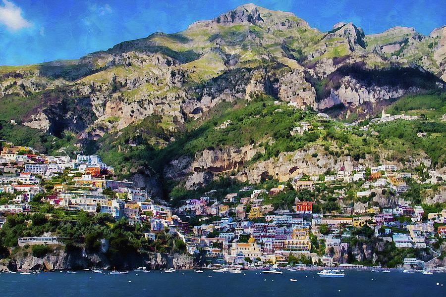 Amalfi, Italy - 24 by Andrea Mazzocchetti